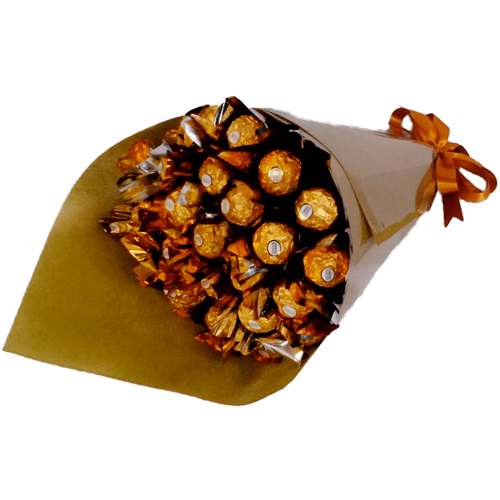 Bouquet Rocher Dorado