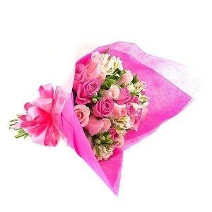 ramo de rosas 600