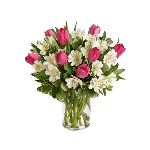 Sorpresa de tulipanes
