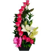 espiral-de-rosas-y-lilies