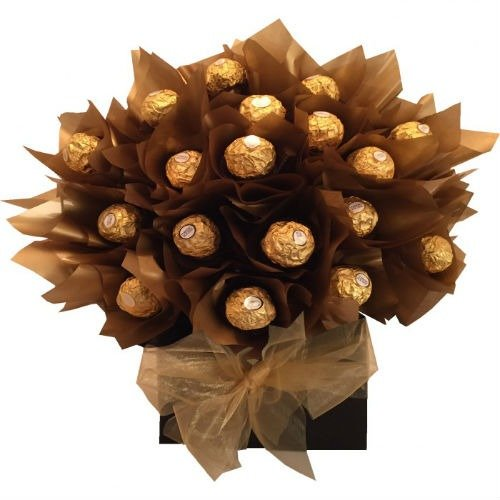 Bouquet Rocher en base