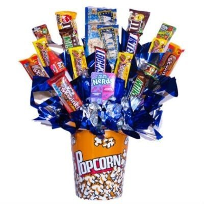 candy poo corn