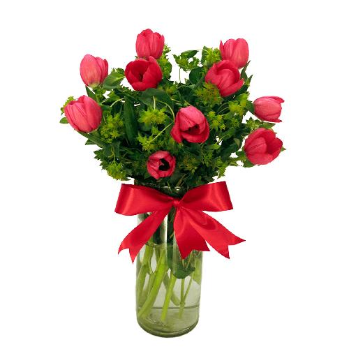 Tulipanes 10 deseos de amor