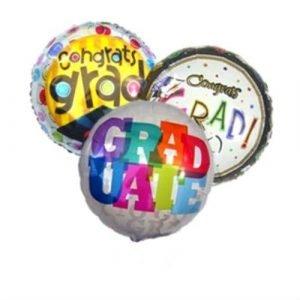 globos de graduacin