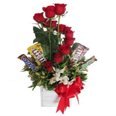 Rosas-y-dulces