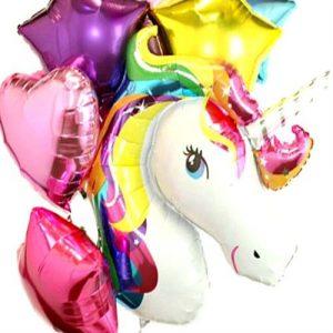 ramillete unicornio