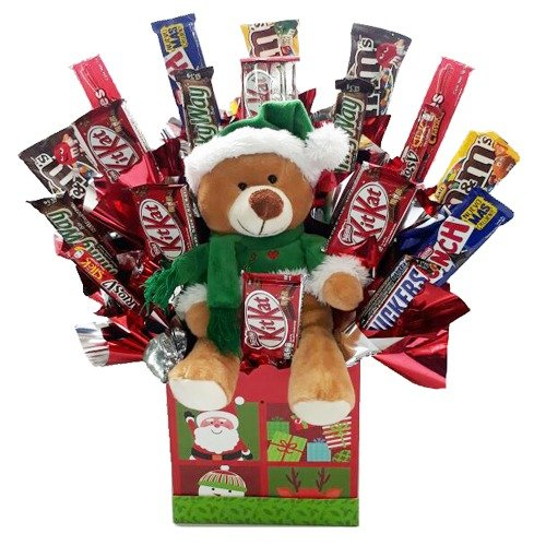 Dulce regalo navideño