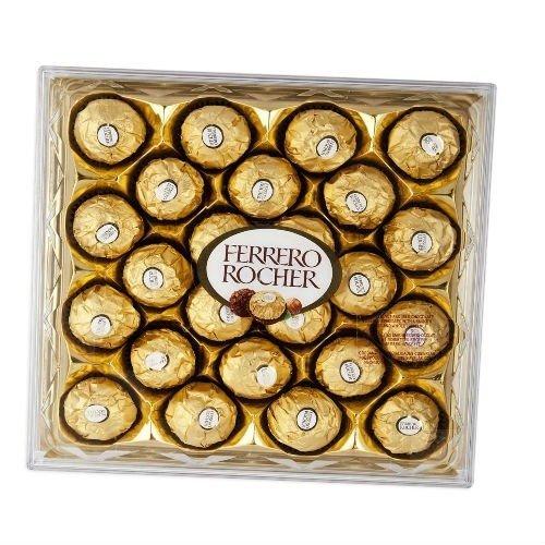 24 chocolates ferrero