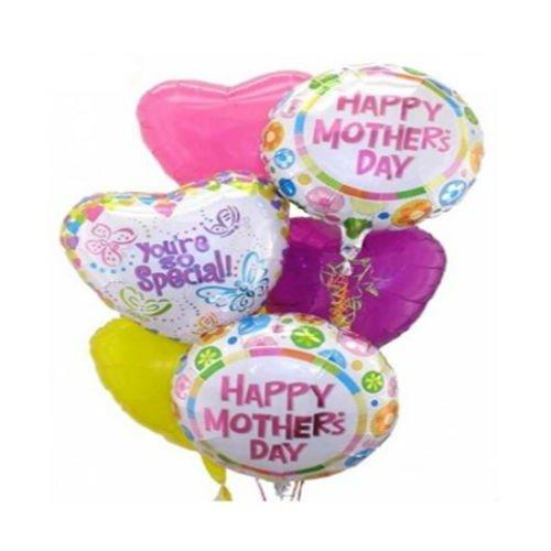 Ramillete de globos para ti mamà