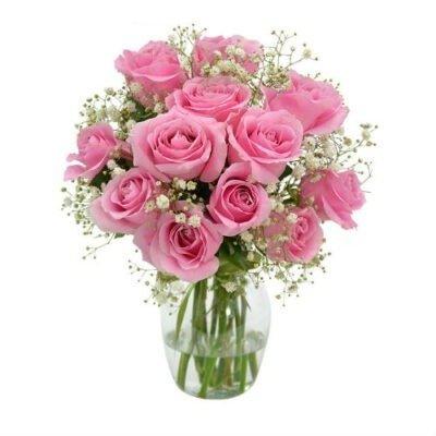 rosas y baby
