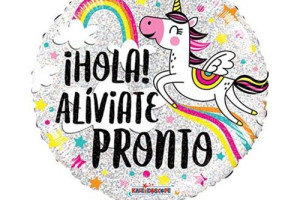 Globo Unicornio recuperate pronto
