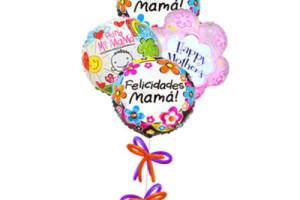 Ramillete de globos Mamà